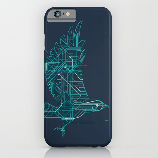 Wind-Up Bird iPhone & iPod Case