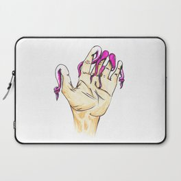 Tentacle Fingers Laptop Sleeve