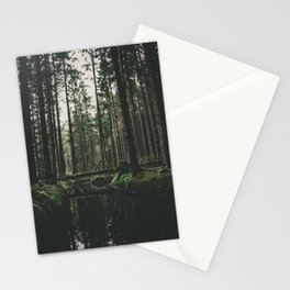 Faded Forest Stationery Cards