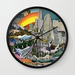 Mesopotamia Wall Clock