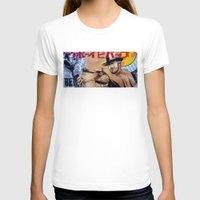 bebop T-shirts featuring Cowboy Bebop by Mark Matlock