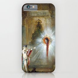 Gustave Moreau The Apparition iPhone Case