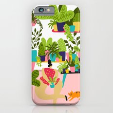 Love Plants Slim Case iPhone 6s