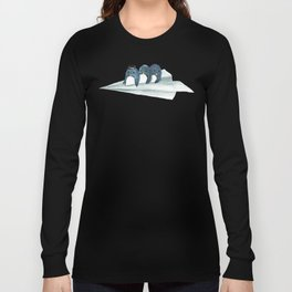 Let's travel the world Long Sleeve T-shirt