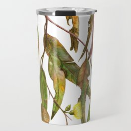 Australian Gum Leaves Travel Mug
