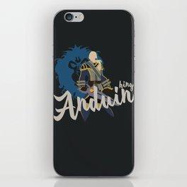 PEOPLE of AZEROTH: Anduin iPhone Skin