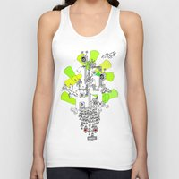 "1984 Tank Tops featuring ""1984"" by Slight Gallery - Sightly Art for Sale"