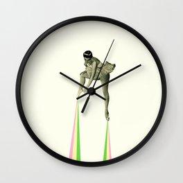 Ballet Moves Wall Clock