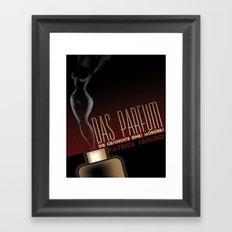 CASSANDRE SPIRIT - Perfume Framed Art Print