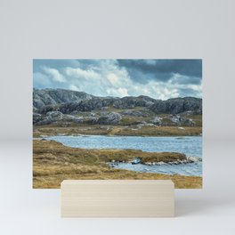 Wester Ross Landscape II Mini Art Print