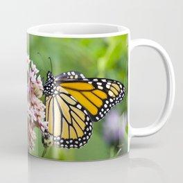 Colorful Monarch Butterfly Coffee Mug