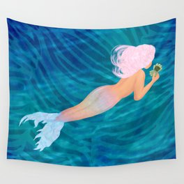 BRB Babe Wall Tapestry