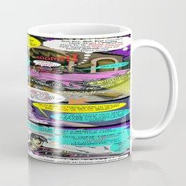 """Code Name: King #2"" Comic Book Page Art  Coffee Mug"