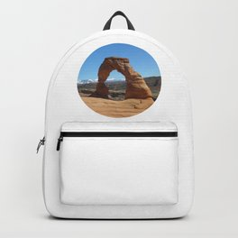 Moab Arches National Park Backpack