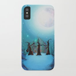 Witch Coven iPhone Case