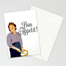 Bon appetit! Stationery Cards