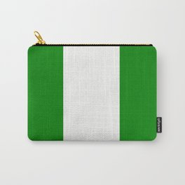 Flag of Nigeria Carry-All Pouch