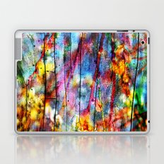 Colorful Symphony of Spring  Laptop & iPad Skin