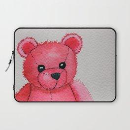 Rosy the Bear Laptop Sleeve