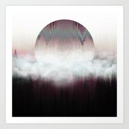 aurora caligo Art Print