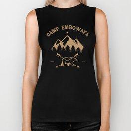 CAMP EMBOWAFA Biker Tank
