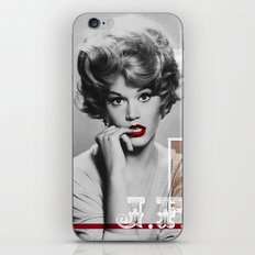 J.F. Collage iPhone & iPod Skin