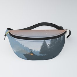 Camping spot Fanny Pack