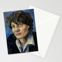 Iris Murdoch Stationery Cards