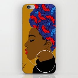 A Virtuous Woman iPhone Skin