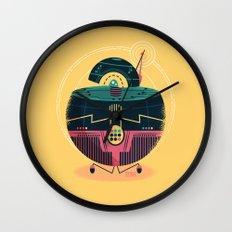 :::Mini Robot-Sfera1::: Wall Clock