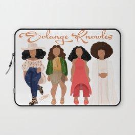 Solange Knowles Laptop Sleeve