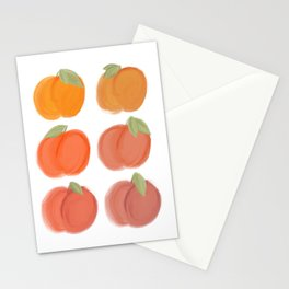 Everything's Peaches Stationery Cards
