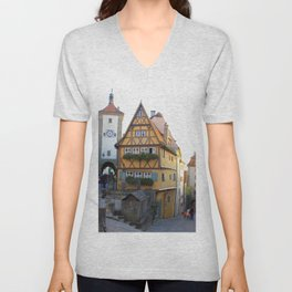Rothenburg20150902 Unisex V-Neck