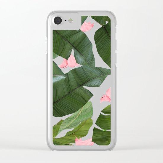 Wild Flower #society6 #decor #buyart Clear iPhone Case