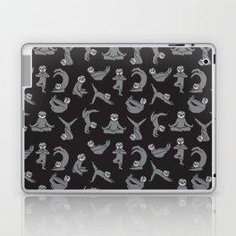 Sloth Yoga Laptop & iPad Skin
