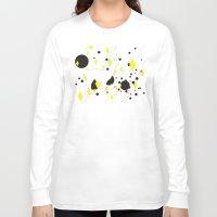 llama Long Sleeve T-shirts featuring Llama by Dario Herlein