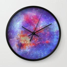 Heart of Universe Wall Clock