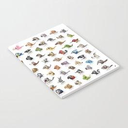Marathon Animals Notebook