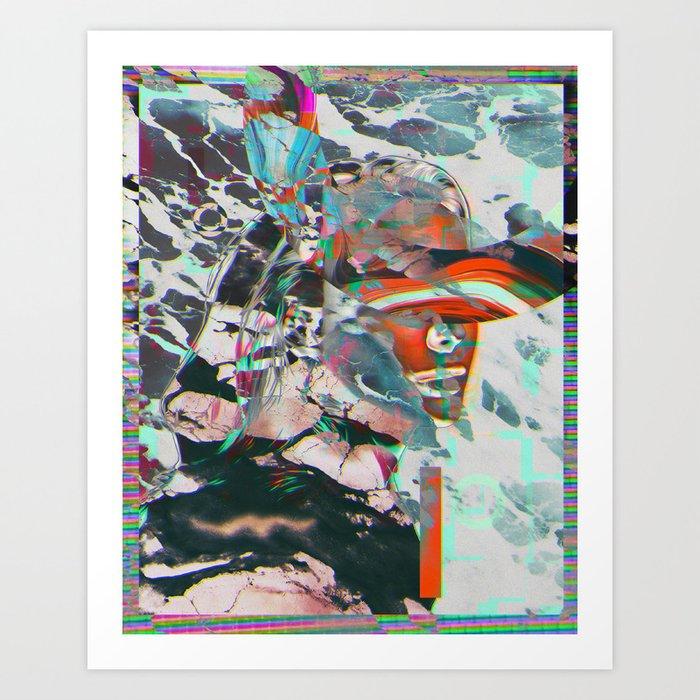 Sia Art Print