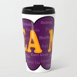 Tea Me Travel Mug