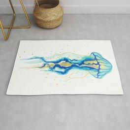 Neptune's Jellyfish Rug