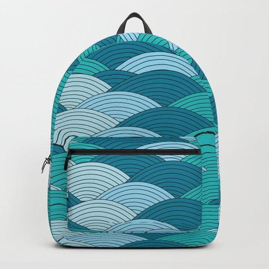 Wave 1 Backpack