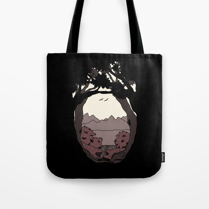 A View Tote Bag