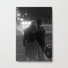 """Hollywood Nights"" Photo Print Metal Print"