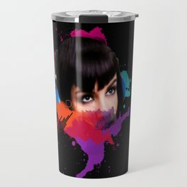 sexy stereo::famke Travel Mug