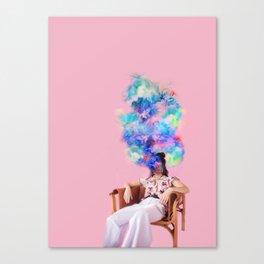 Sensation Canvas Print