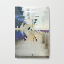 Fractions 01 Metal Print