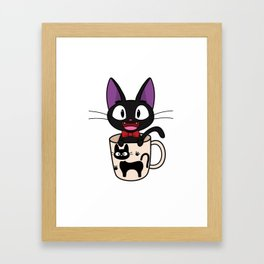 Hey! It's Me! Framed Art Print