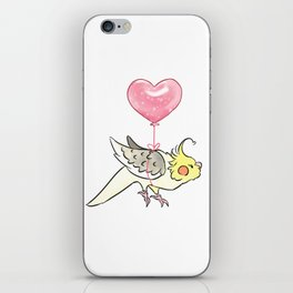 "You ""S-tiel"" My Breath Away iPhone Skin"