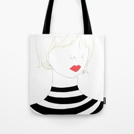 Count Your Stripes Tote Bag